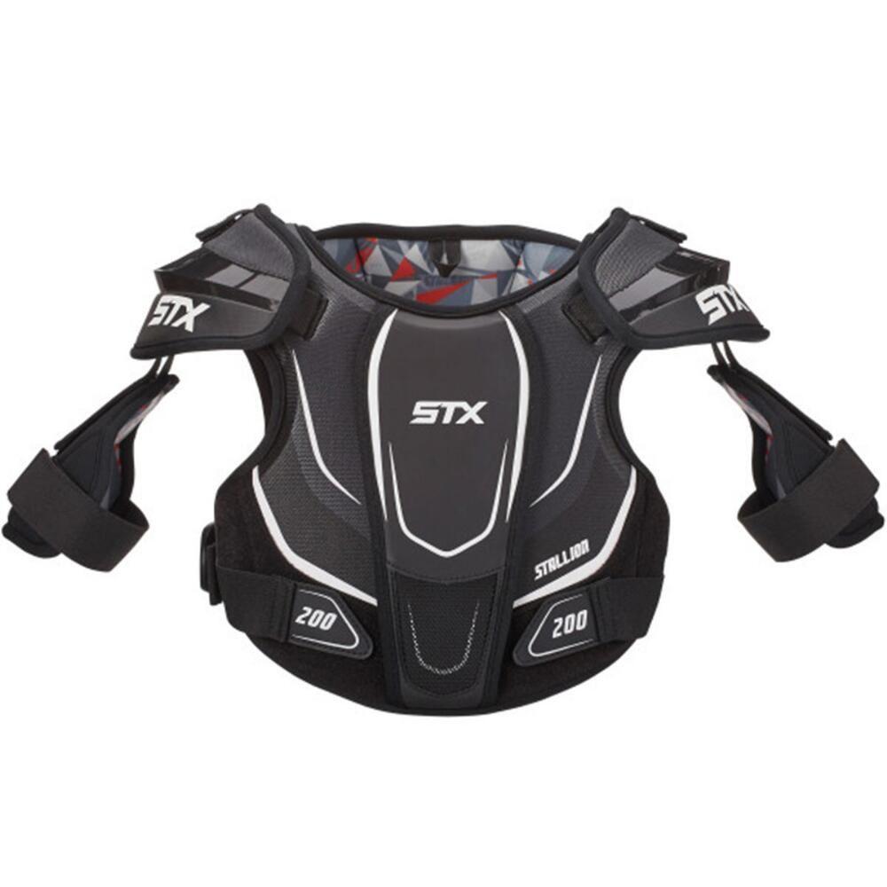 エスティーエックス STX ユニセックス ラクロス プロテクター【Stallion 200 Shoulder Pad】