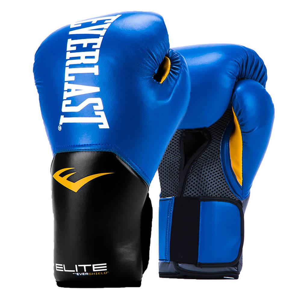 エバーラスト Everlast ユニセックス グローブ【16oz Pro Style Boxing Gloves】Blue