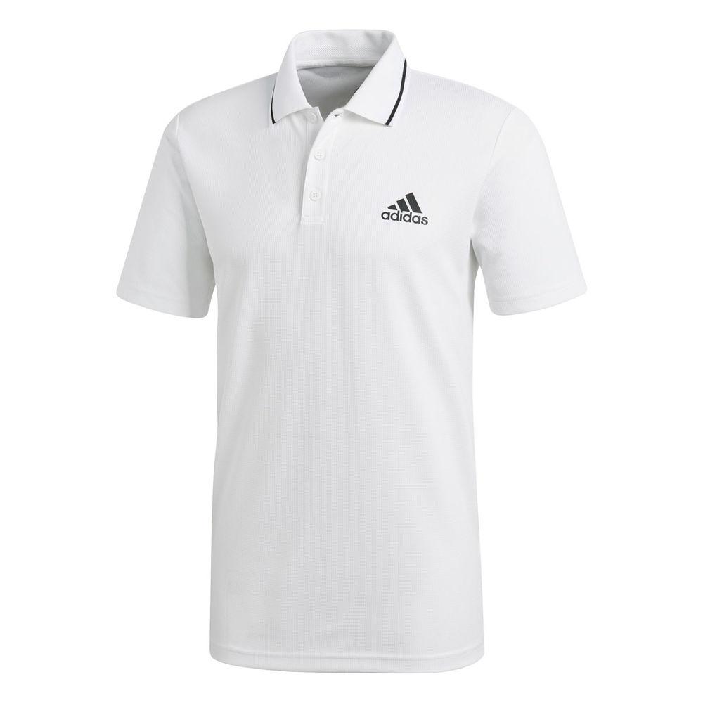 アディダス adidas メンズ テニス トップス【Club Polo】White