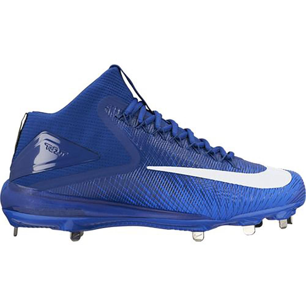 【送料無料(一部地域を除く)】 ナイキ Nike Nike メンズ 野球 ナイキ シューズ Baseball・靴【Zoom Trout 3 Baseball Cleat】Blue/White, ASPO アスリート:843ae76d --- clftranspo.dominiotemporario.com