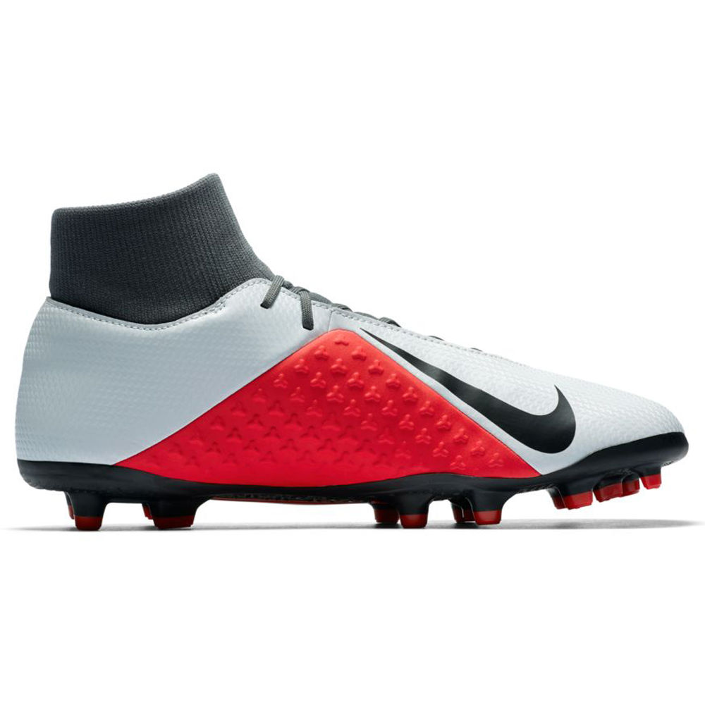ナイキ Nike メンズ サッカー シューズ・靴【Phantom Vision Club Dynamic Fit Multi-Ground Soccer Cleat】Grey/Red