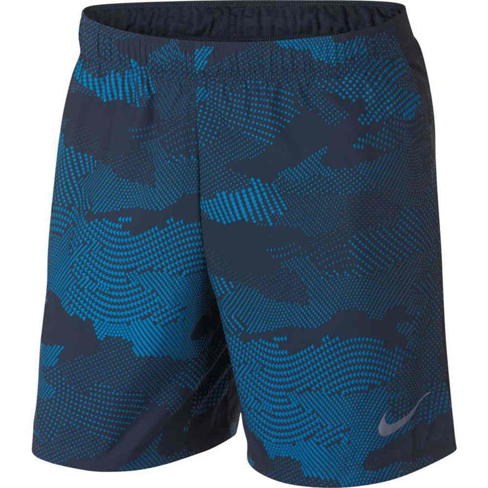 ナイキ Nike メンズ ランニング・ウォーキング ボトムス・パンツ【Challenge 7 Inch Running Short】Dark Blue