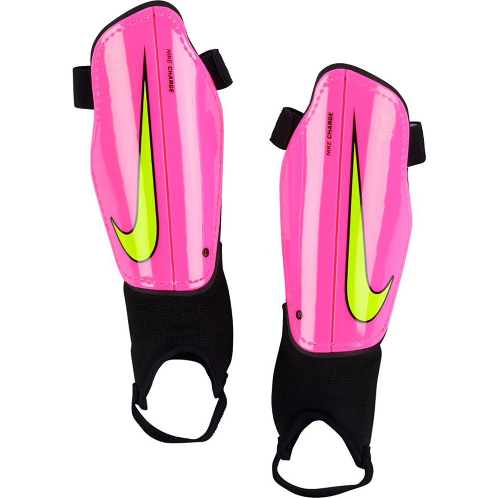 ナイキ Nike ユニセックス サッカー プロテクター【Charge Adult Soccer Shin Guards】Pink