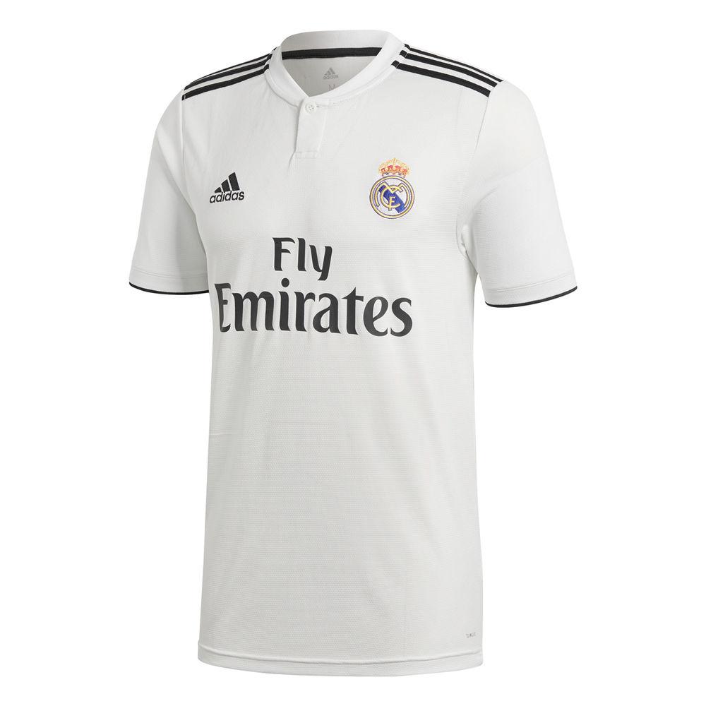 アディダス adidas メンズ サッカー トップス【Real Madrid 2018 Home Jersey】White