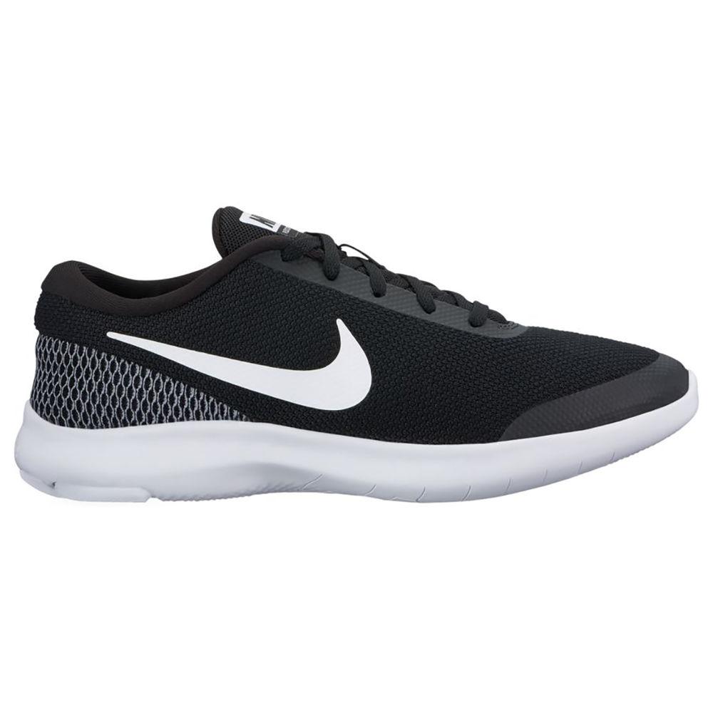 ナイキ Nike レディース ランニング・ウォーキング シューズ・靴【Flex Experience RN 7 Wide Width Running Shoe】Black/White