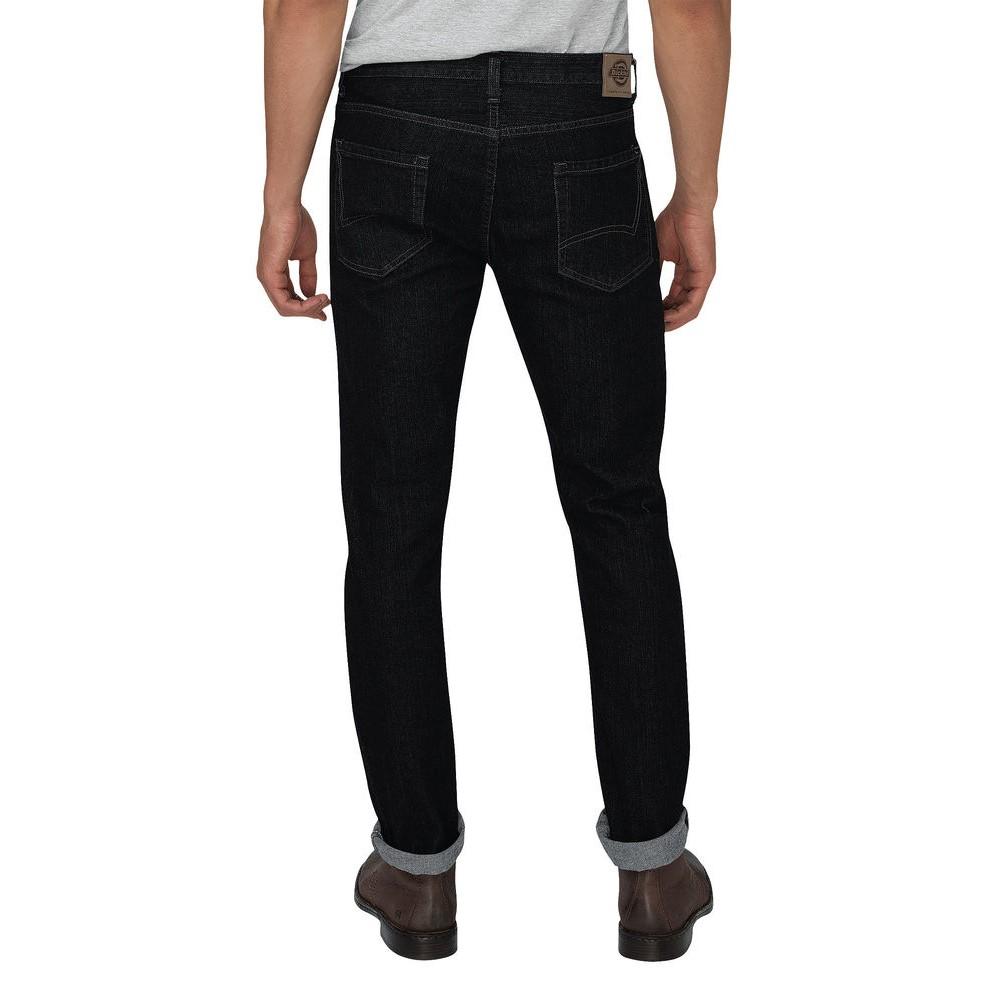 ディッキーズ Dickies メンズ ボトムス・パンツ ジーンズ・デニム【X Series Flex Slim Fit Skinny Leg 5 Pocket Denim Jeans】Black