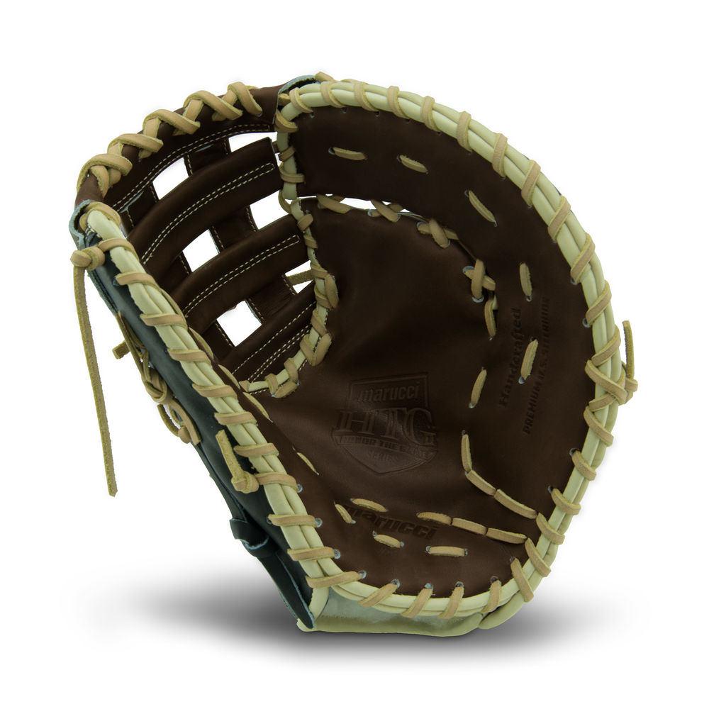マルッチ Marucci メンズ 野球 グローブ【12.5 Inch First Base Mitt】Brown