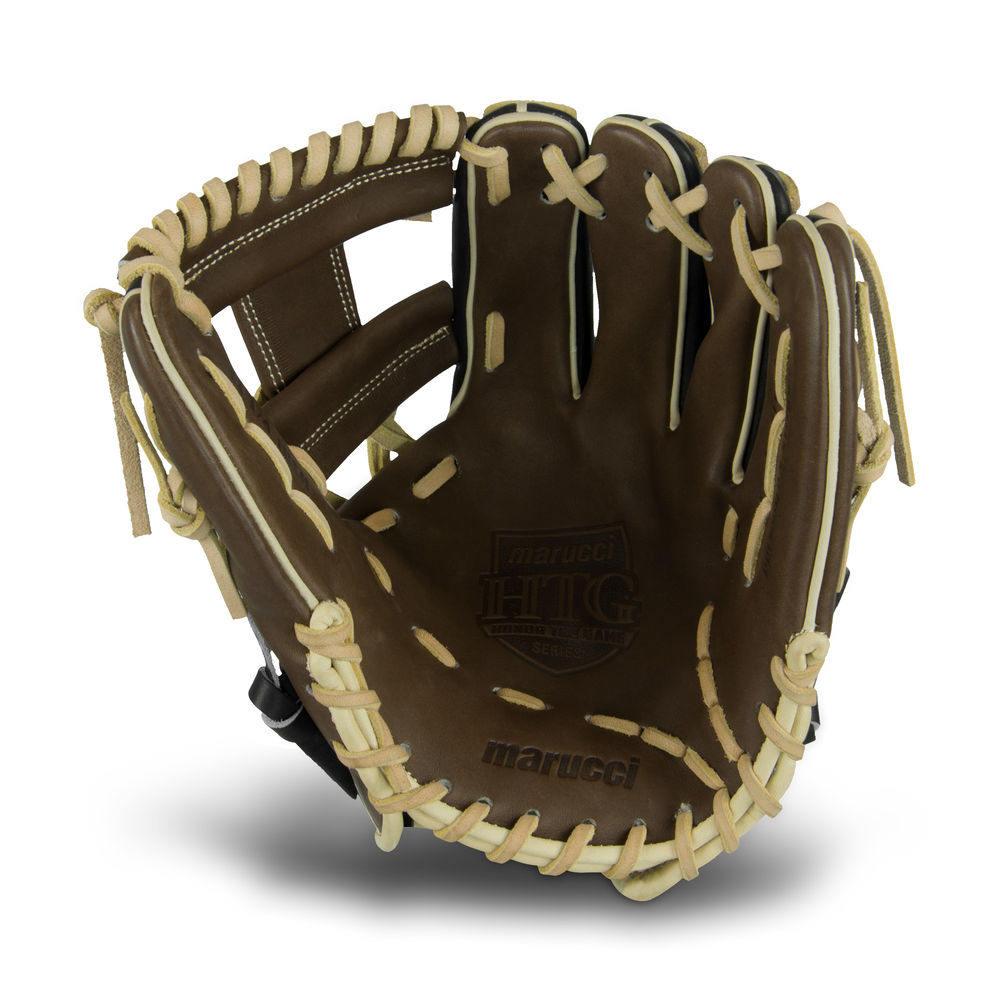 マルッチ ユニセックス 野球 グローブ Brown 【サイズ交換無料】 マルッチ Marucci ユニセックス 野球 グローブ【11.25 Inch Baseball Glove】Brown