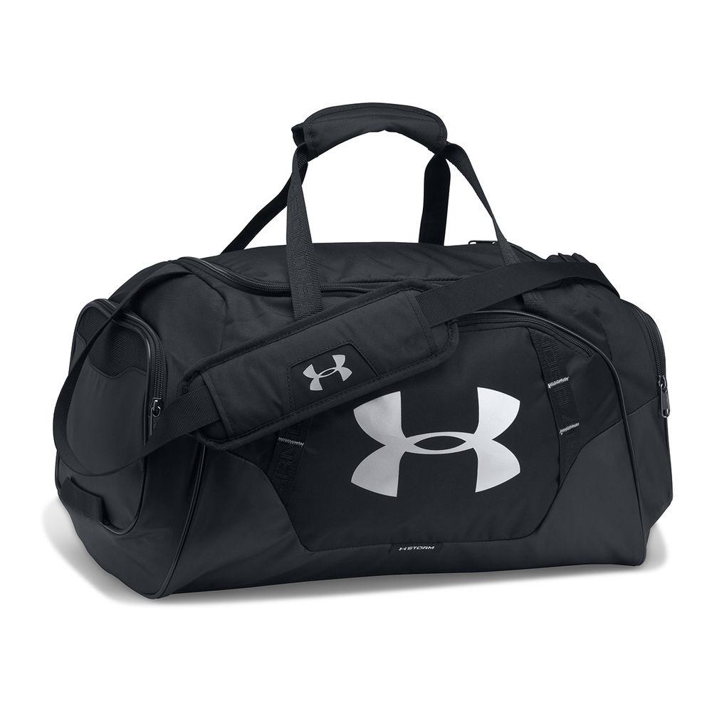 アンダーアーマー Under Armour ユニセックス バッグ ボストンバッグ・ダッフルバッグ【Undeniable 3.0 Small Duffle Bag】Black