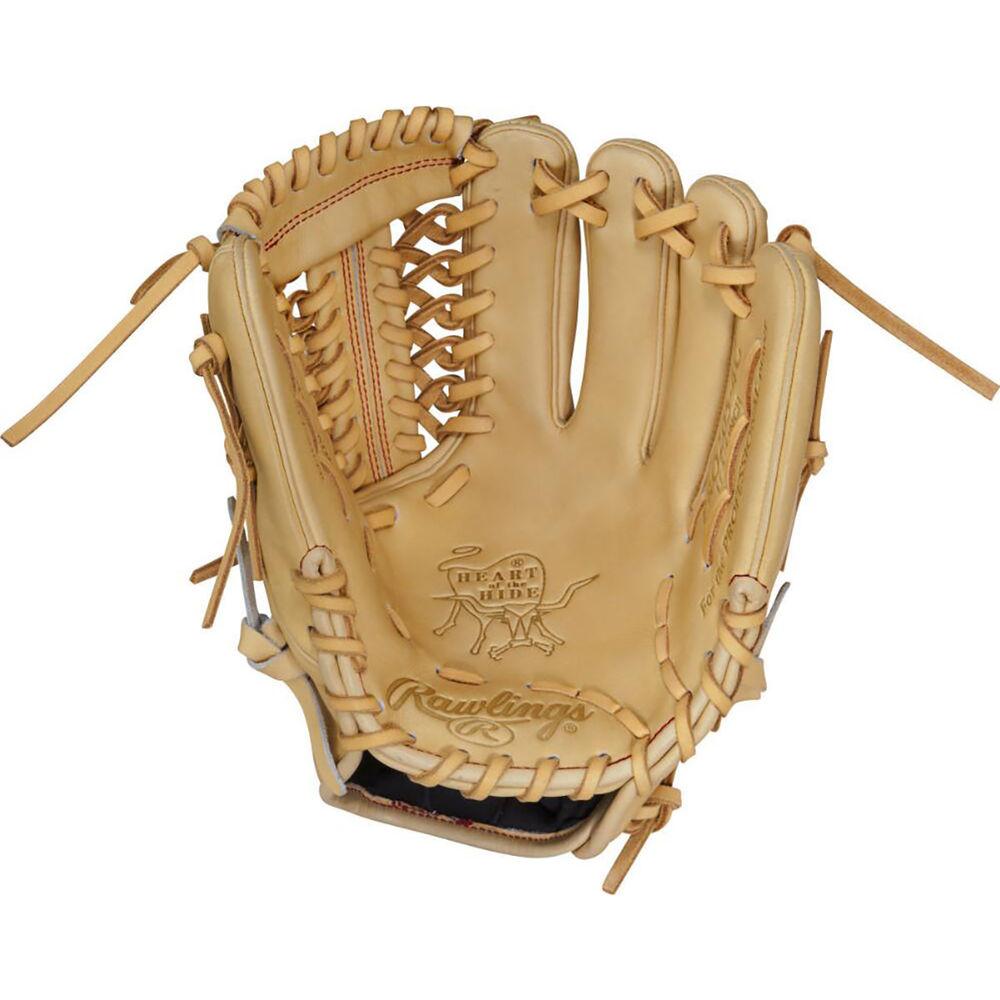 ローリングス Rawlings ユニセックス 野球 グローブ【Heart of the Hide Series 11.75 Inch Right Hand Throw Baseball Glove】Camel
