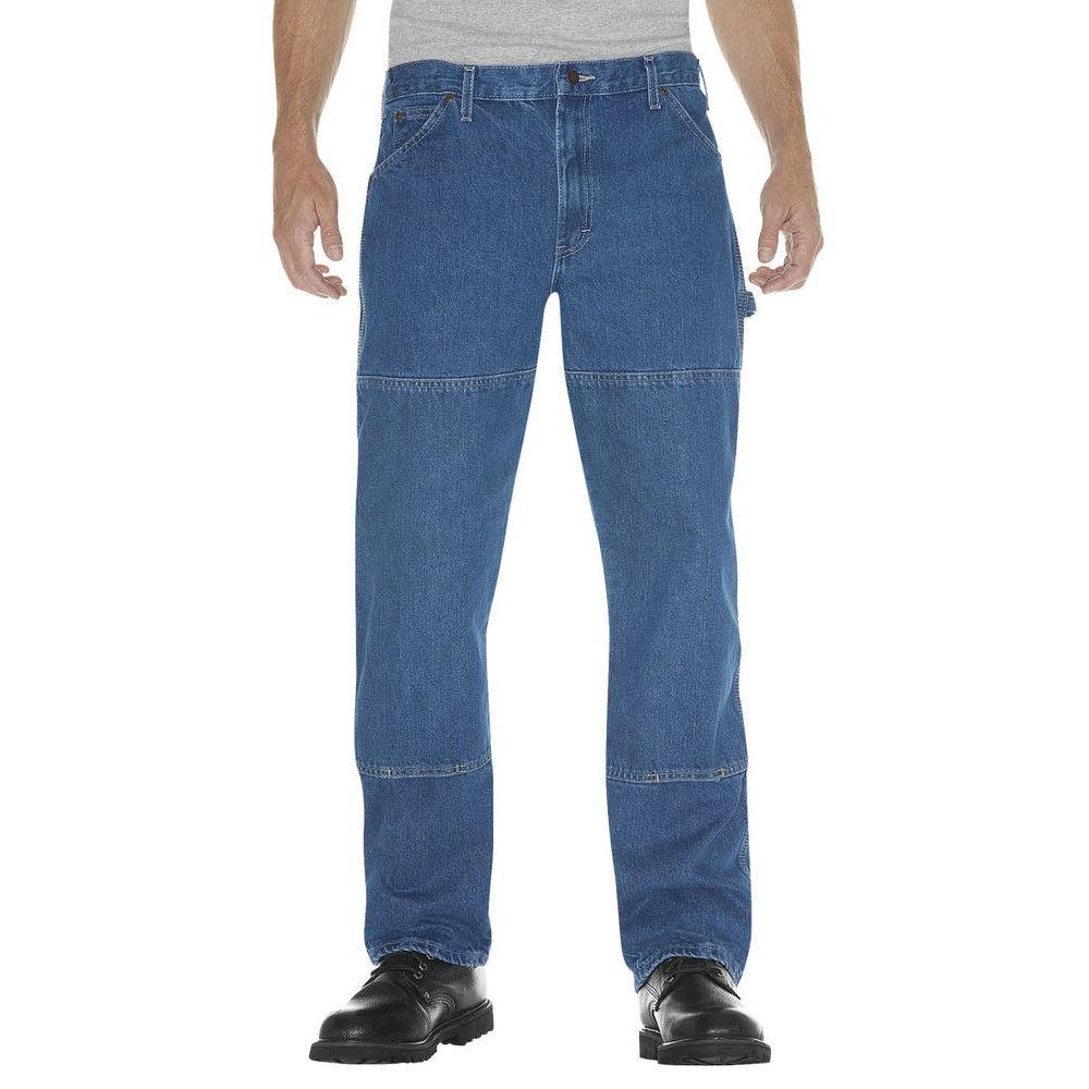 ディッキーズ Dickies メンズ ボトムス・パンツ ジーンズ・デニム【Relaxed Fit Double Knee Carpenter Jean】Indigo