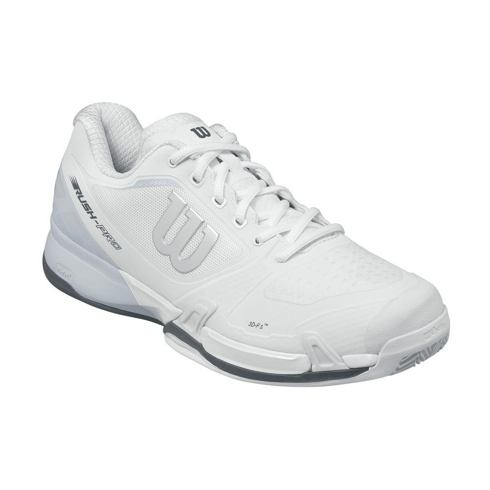 ウィルソン Wilson メンズ テニス シューズ・靴【Rush Pro 2.5 Tennis Shoe】White