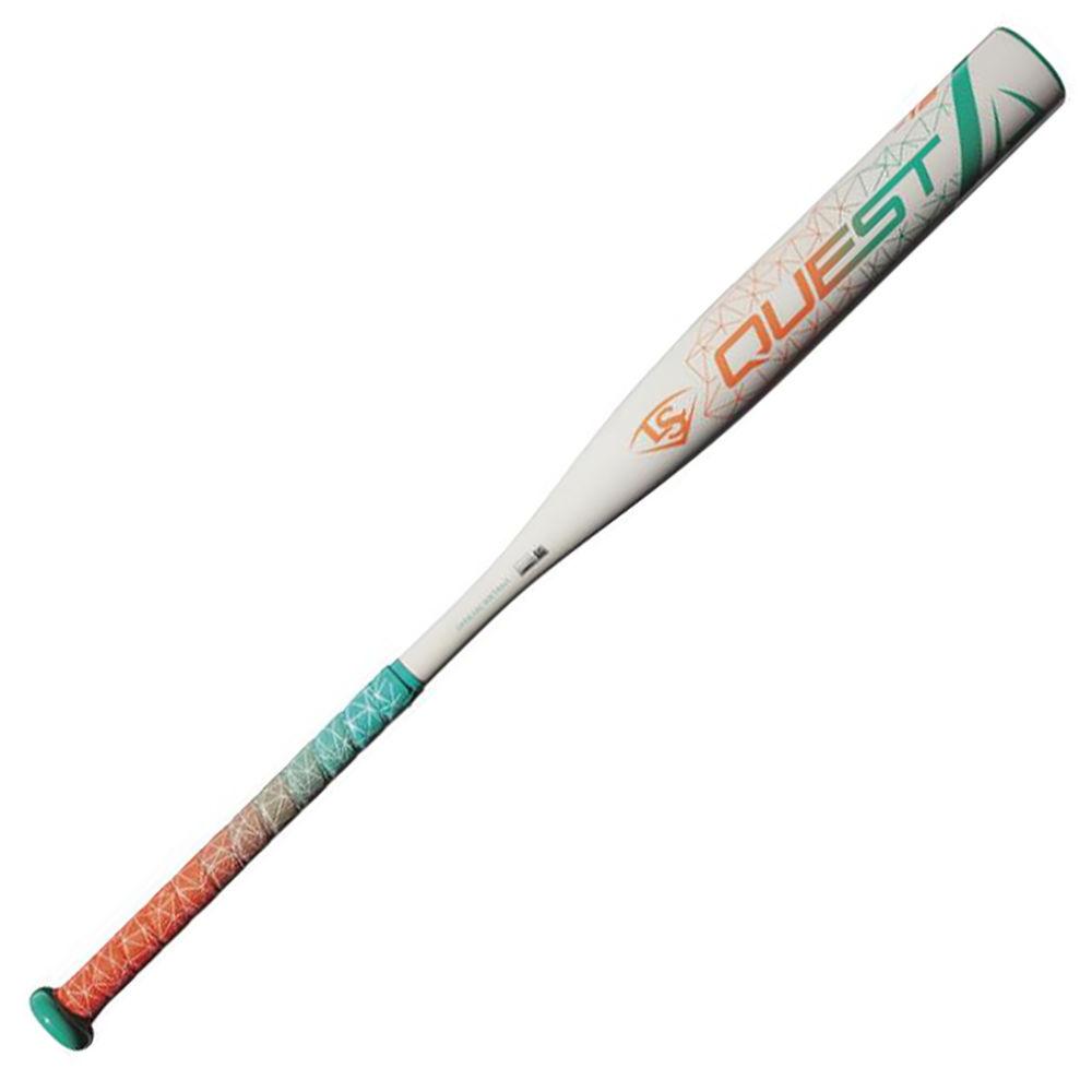 ルイスビルスラッガー Louisville Slugger ユニセックス 野球 バット【Lousville Slugger 2018 Quest (-12) Fastpitch Bat】