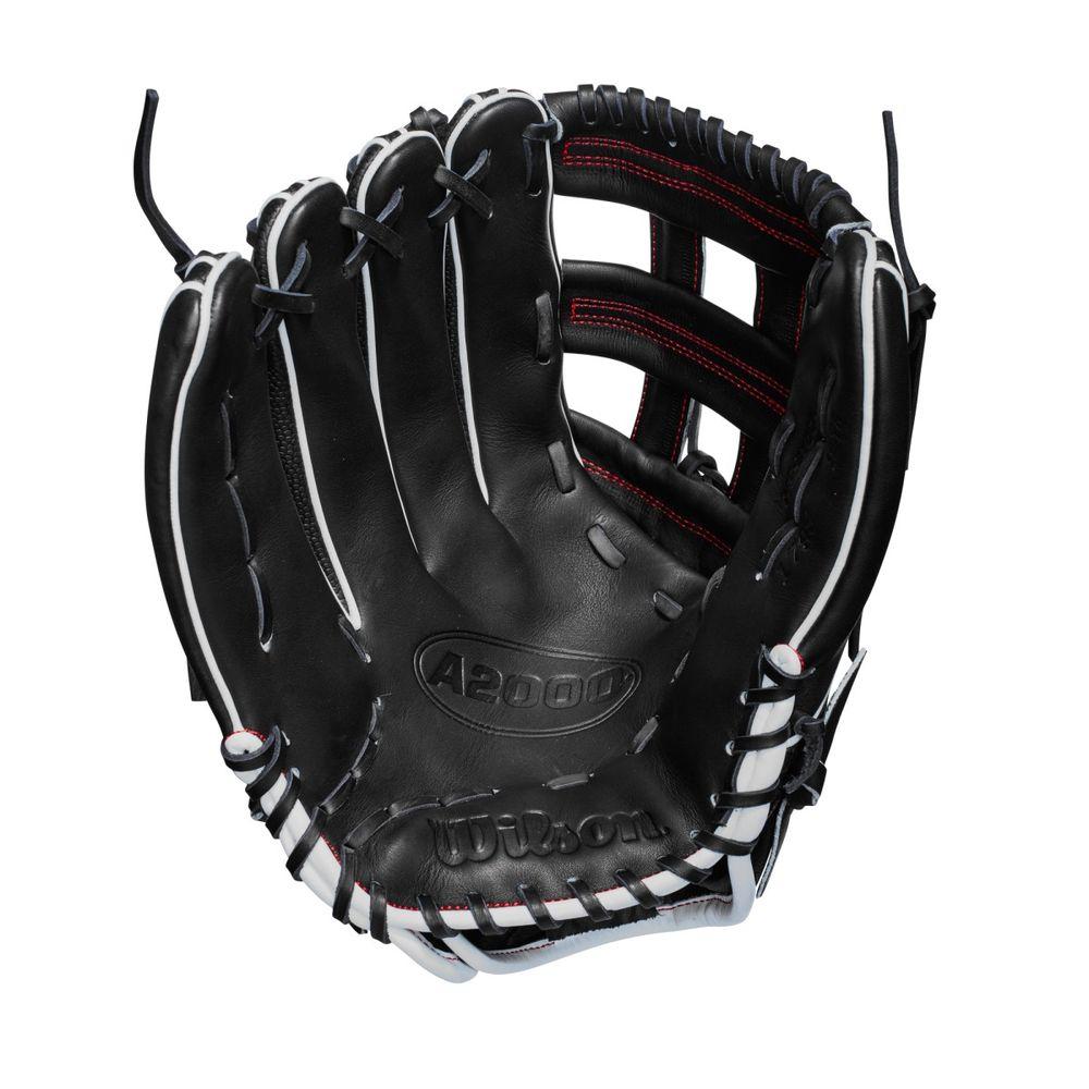多様な ウィルソン Wilson ユニセックス 野球 グローブ【A2000 ユニセックス Baseball Wilson Glove Baseball】Black/Red, 靴の通販ショップ 靴のベル:e245d43b --- wedding-soramame.yutaka-na-jinsei.com