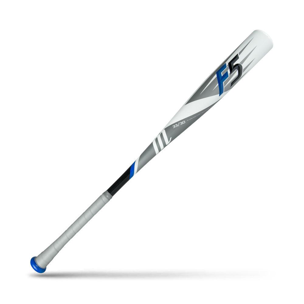 マルッチ Marucci ユニセックス 野球 バット【F5 -3 BBCOR Baseball Bat】White