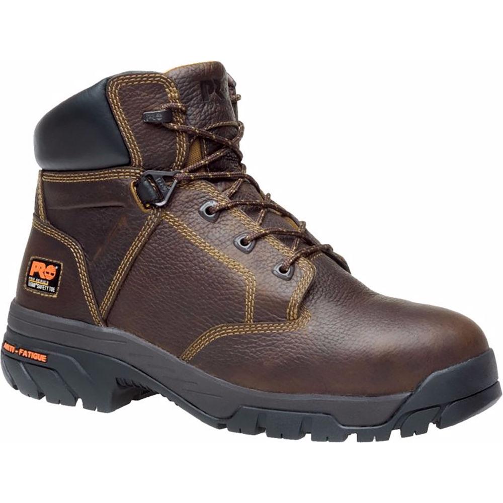ティンバーランド Timberland メンズ シューズ・靴 ブーツ【Pro Helix 6 Inch Waterproof Boot】Brown