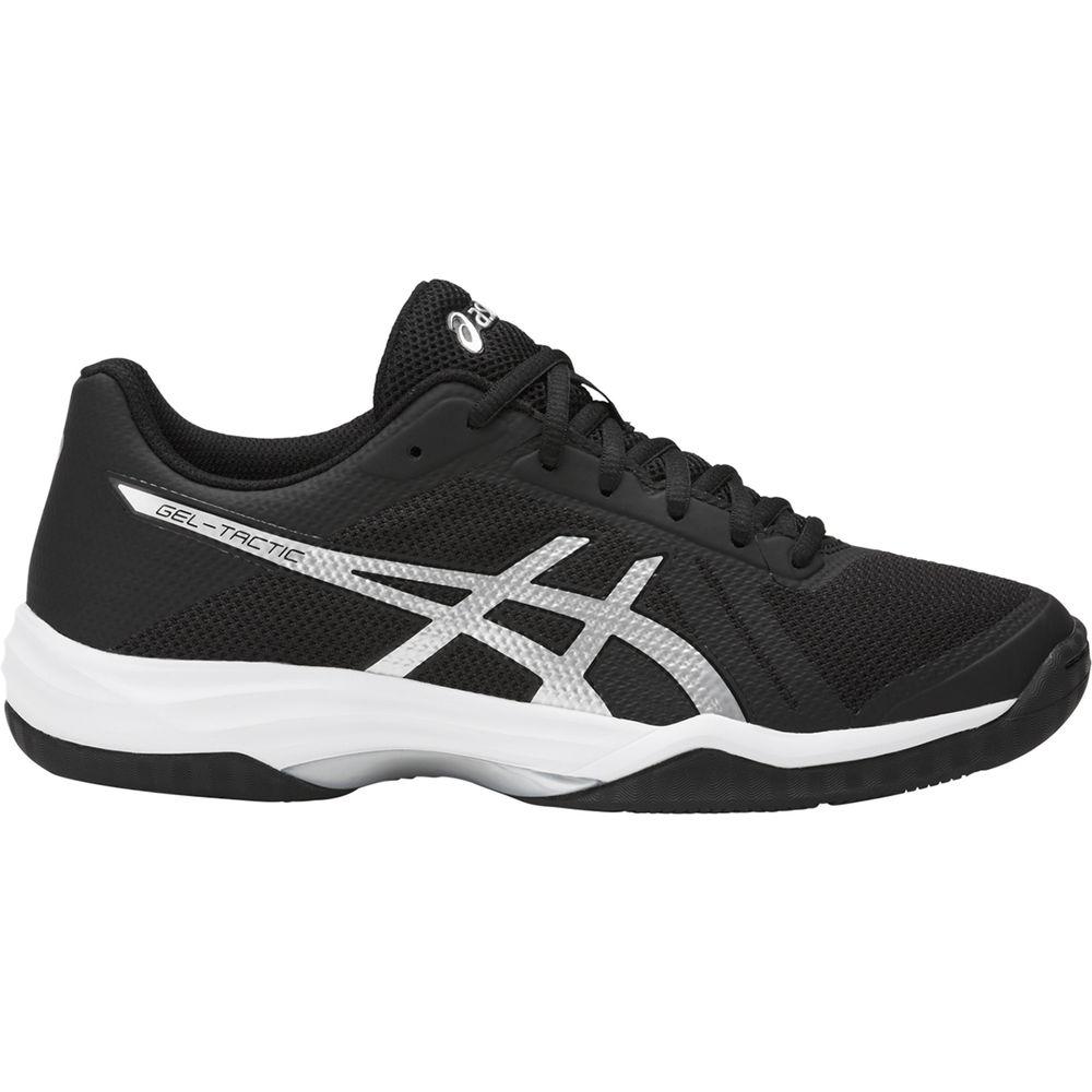 アシックス ASICS レディース バレーボール シューズ・靴【GEL-Tactic 2 Volleyball Shoe】Black/White