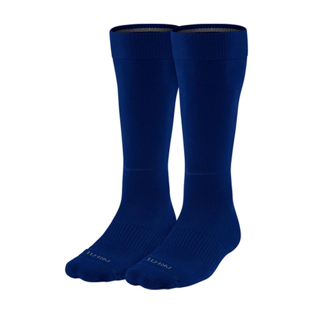 f2e48dde7 Nike Classic Dri-FIT Football Socks Kids Junior Mens Adults Ladies NAVY  Men's Sportswear Football