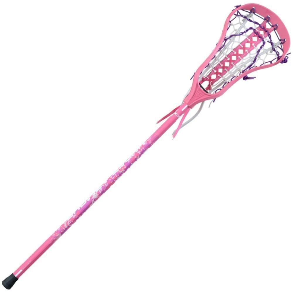 アンダーアーマー Under Armour レディース ラクロス クロス【Futures Complete Lacrosse Stick】Pink