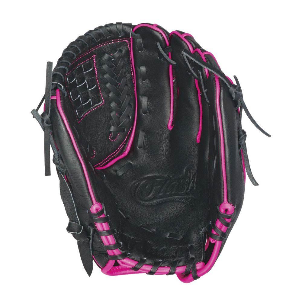 ウィルソン Wilson ユニセックス 野球 グローブ【Flash Fast Pitch Softball Glove】Black