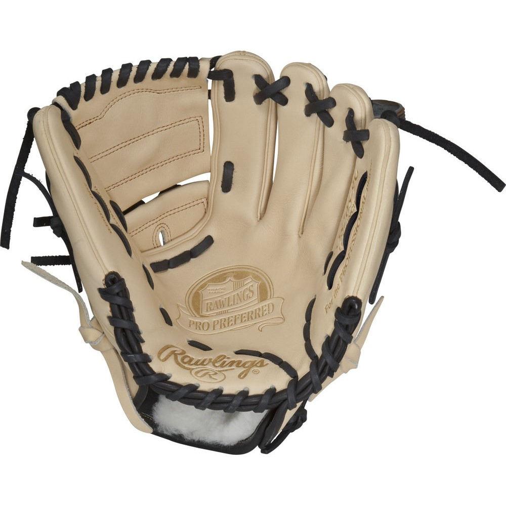 ローリングス Rawlings ユニセックス 野球 グローブ【Player Preferred 13 Inch Right Hand Throw Softball Glove】Camel