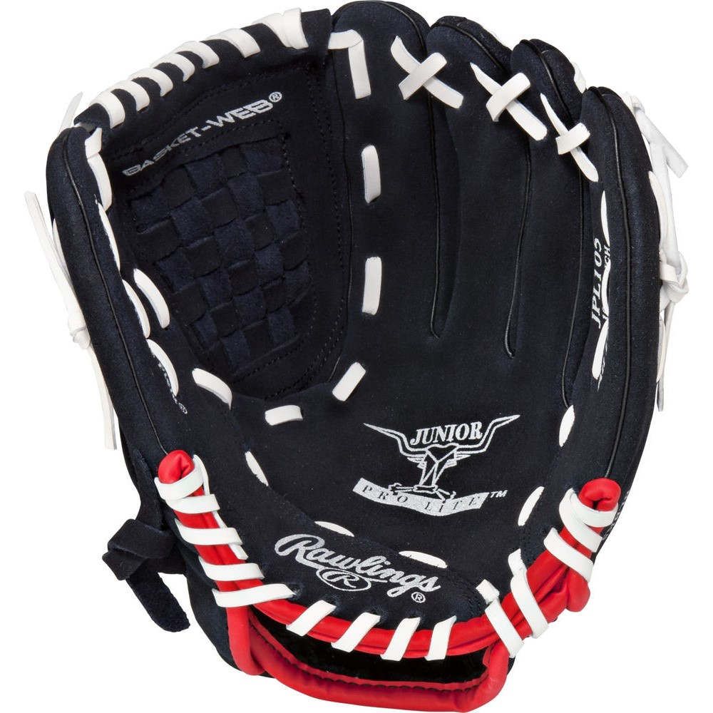ローリングス Rawlings ユニセックス 野球 グローブ【Gamer Series 12 Inch Right Hand Throw Baseball Glove】Black