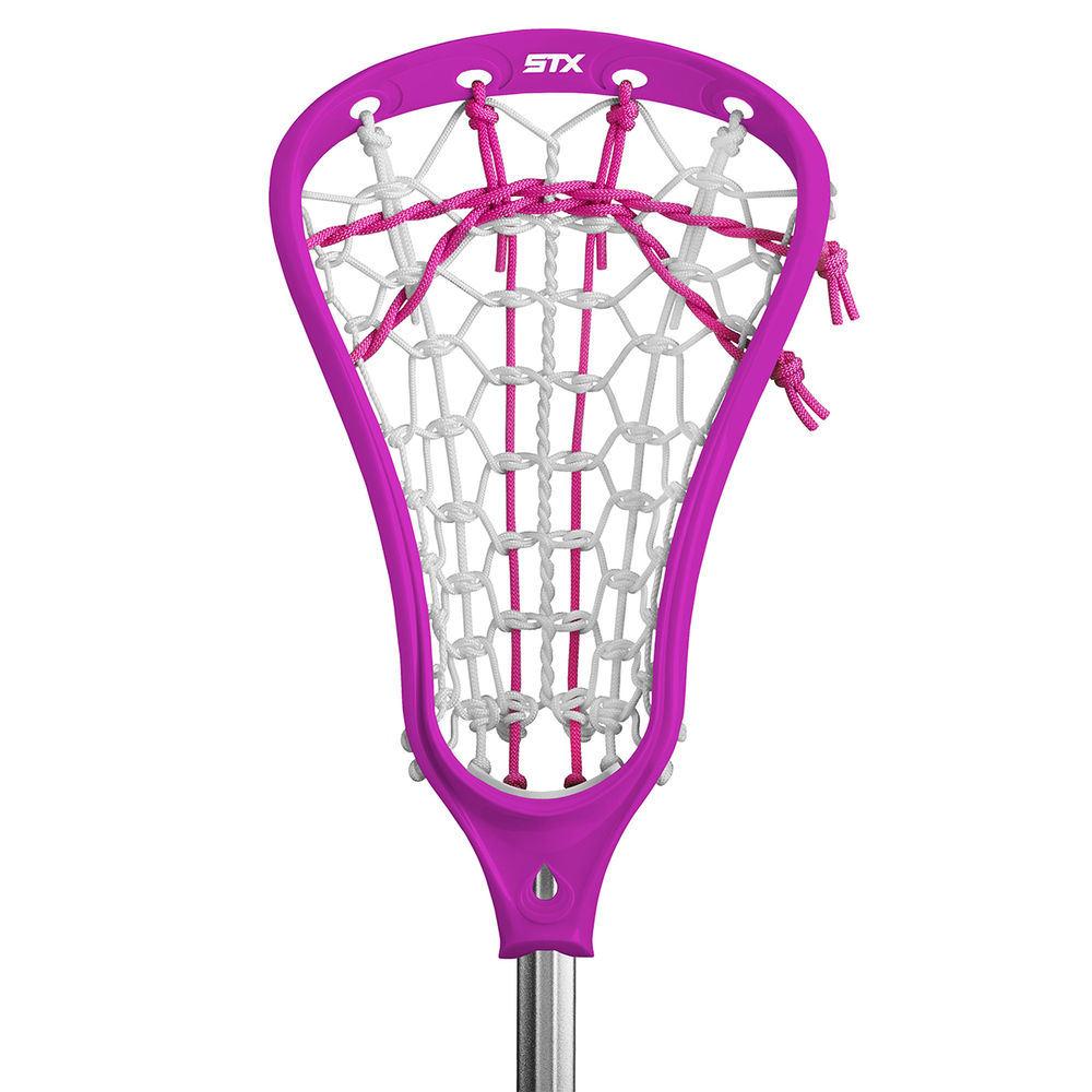 エスティーエックス STX ユニセックス ラクロス クロス【Fortress 100 Lacrosse Stick】Purple