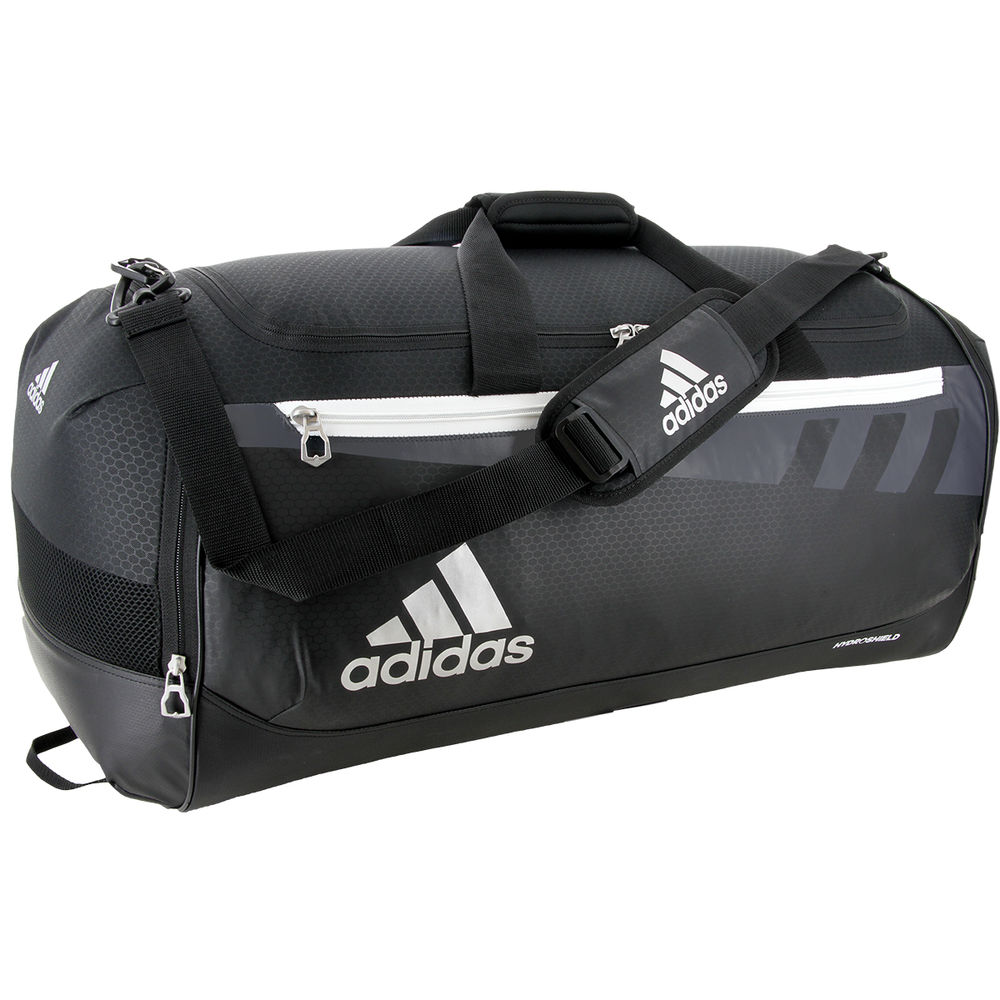 アディダス adidas ユニセックス バッグ ボストンバッグ・ダッフルバッグ【Team Issue Large Duffel Bag】Black