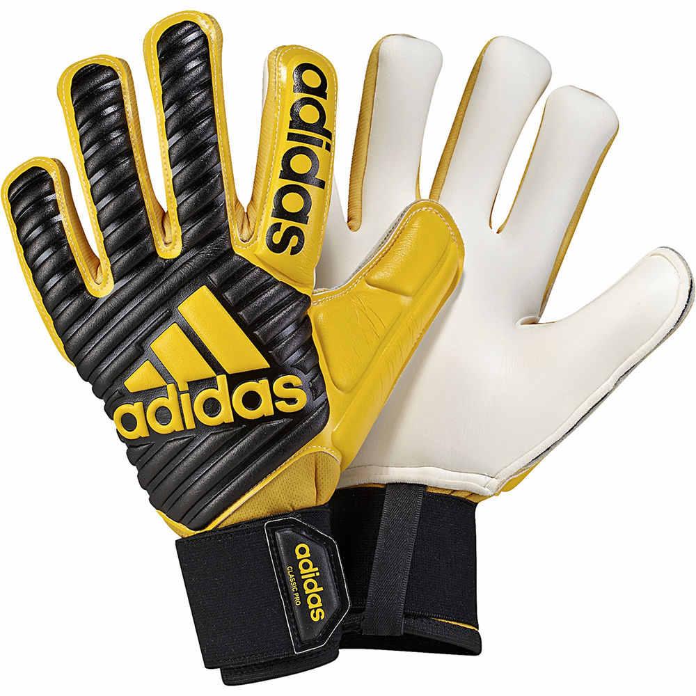 アディダス adidas ユニセックス サッカー グローブ【Classic Pro Goalie Gloves】Yellow