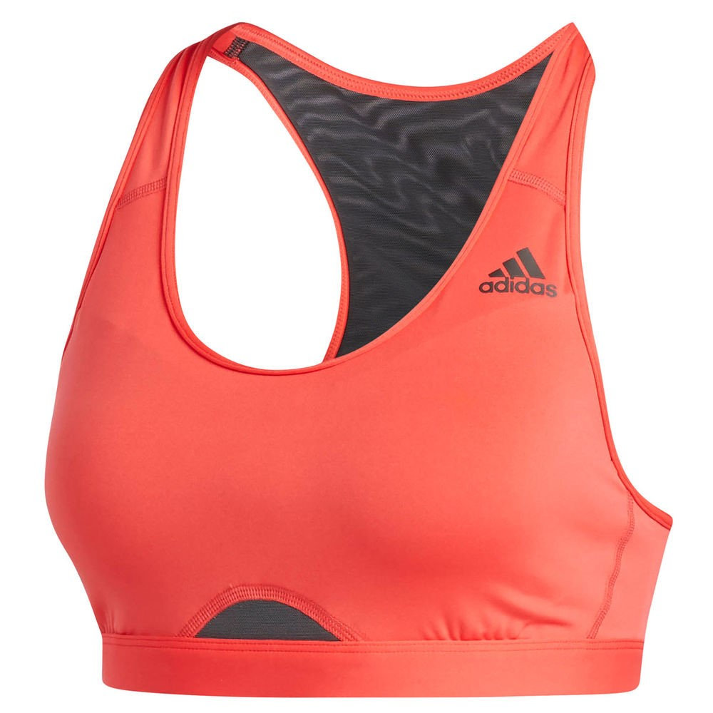 アディダス adidas レディース インナー・下着 スポーツブラ【High Impact Sports Bra】Coral