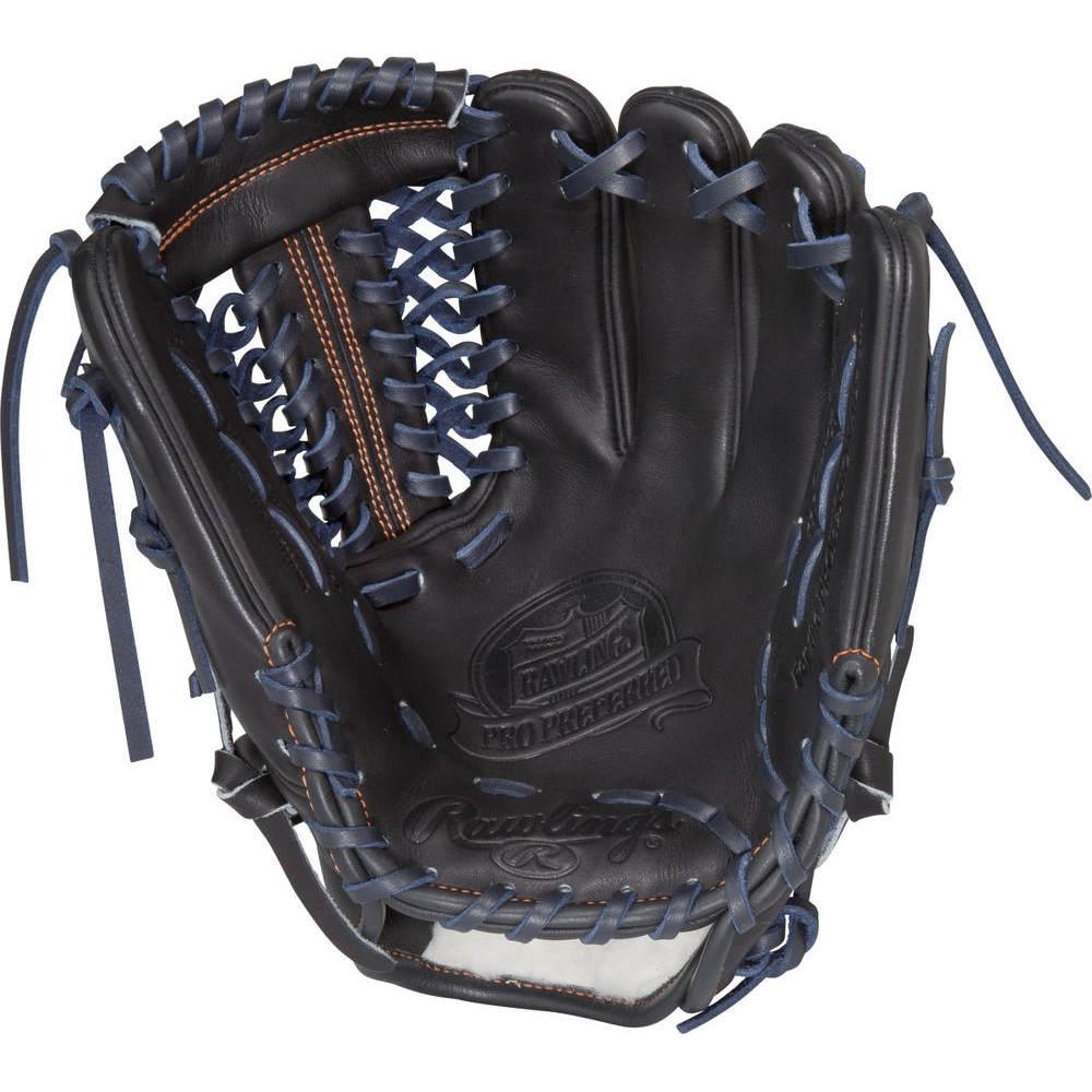 【再入荷】 ローリングス Rawlings 野球 ユニセックス 野球 グローブ Rawlings【Pro Preferred グローブ【Pro Series 12 Inch Right Hand Throw Baseball Glove】Black, ハナキューチャン:7f8cc630 --- pokemongo-mtm.xyz