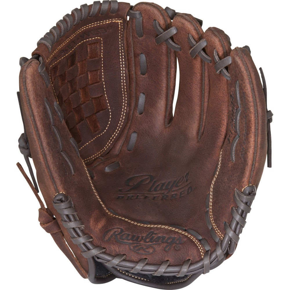 ローリングス Rawlings ユニセックス 野球 グローブ【Player Preferred 12 Inch Right Hand Throw Softball Glove】Brown