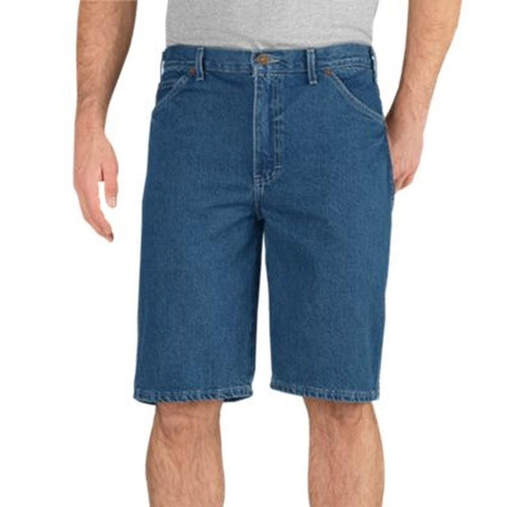ディッキーズ Dickies メンズ ボトムス・パンツ ショートパンツ【Regular Fit Denim 11 Inch Short】Indigo