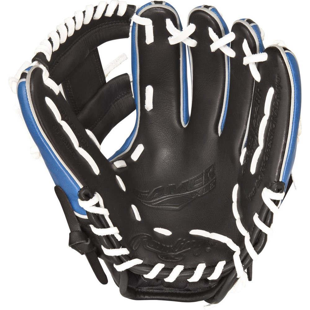 ローリングス Rawlings ユニセックス 野球 グローブ【Gamer XLE 11.25 Inch Right Hand Throw Baseball Glove】Black