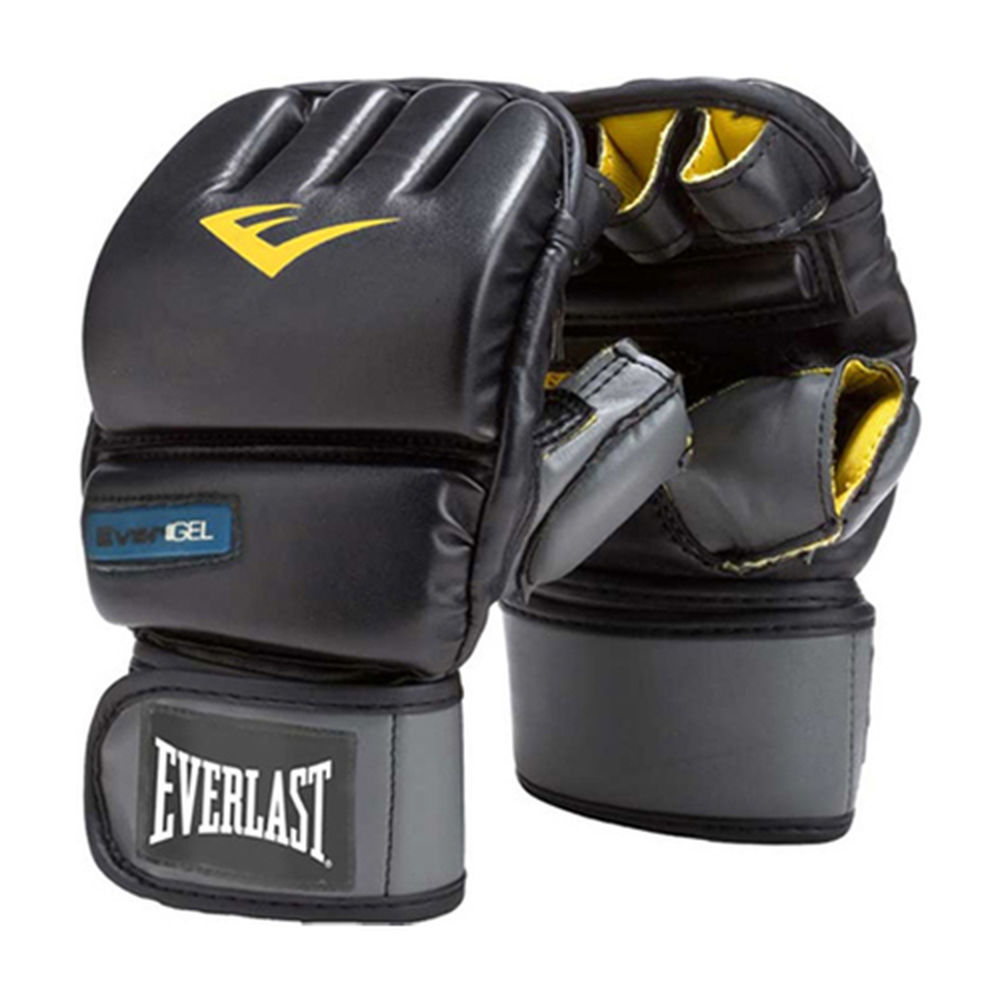 エバーラスト Everlast ユニセックス グローブ【Evergel Wrist Wrap Heavy Bag Gloves SM /MD】