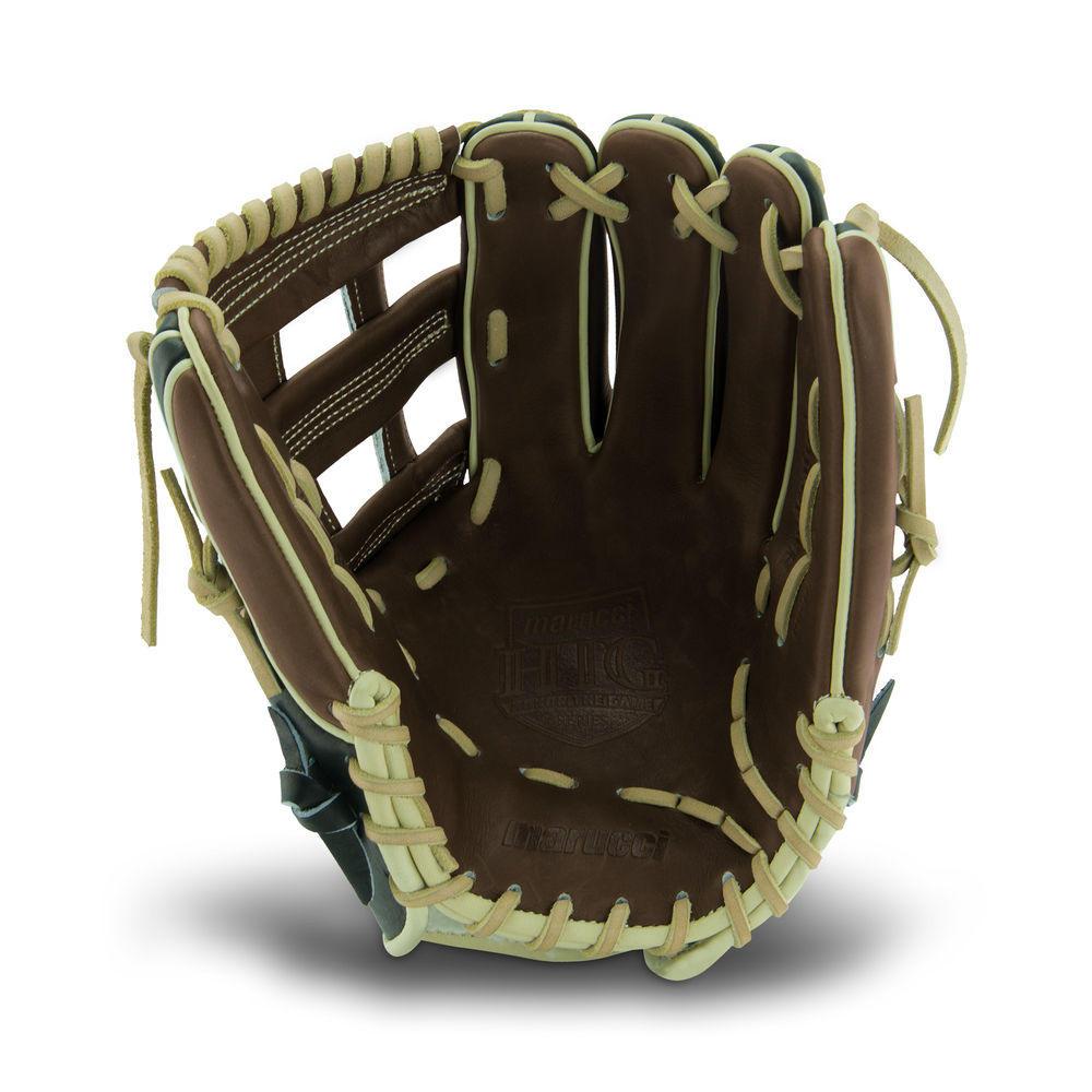 新しいコレクション マルッチ Marucci ユニセックス 野球 グローブ【11.75 Inch マルッチ ユニセックス Baseball Glove 野球】Brown, 緑町:802953dc --- construart30.dominiotemporario.com
