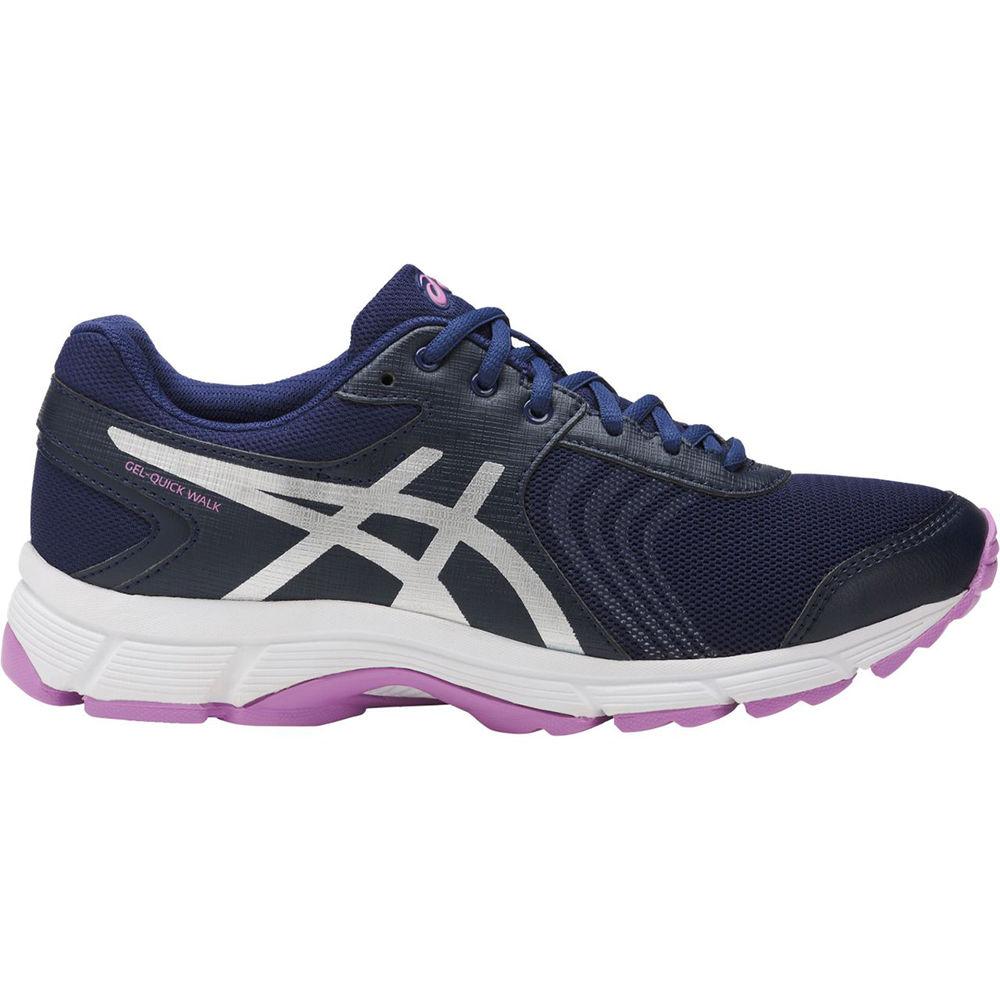 アシックス ASICS レディース ランニング・ウォーキング シューズ・靴【GEL-Quickwalk 3 Walking Shoe】Purple-Blue