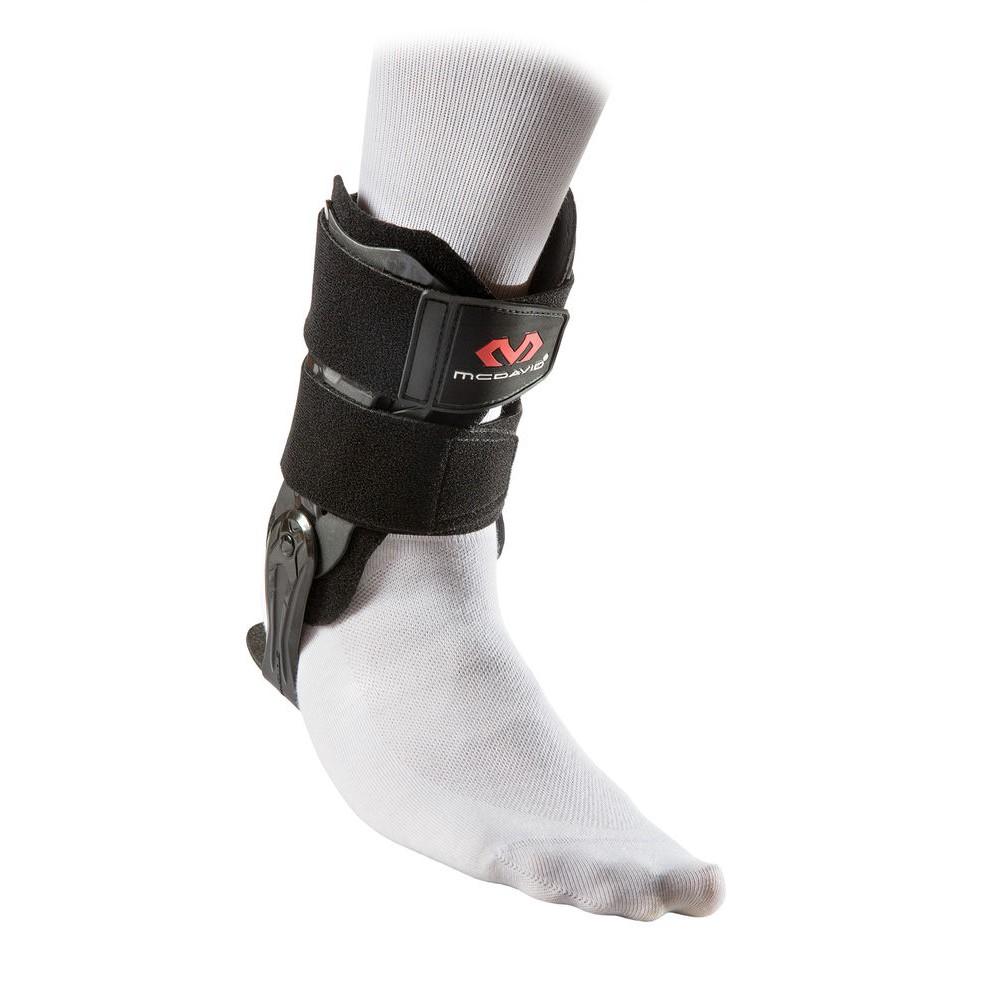 マクダビッド McDavid ユニセックス フィットネス・トレーニング サポーター【Level 3 Ankle V Brace with Flexible Hinge】