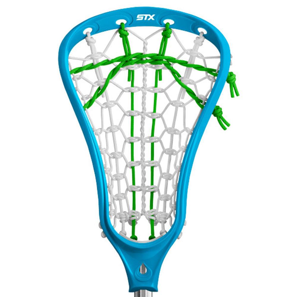 エスティーエックス STX ユニセックス ラクロス クロス【Fortress 100 Lacrosse Stick】Blue