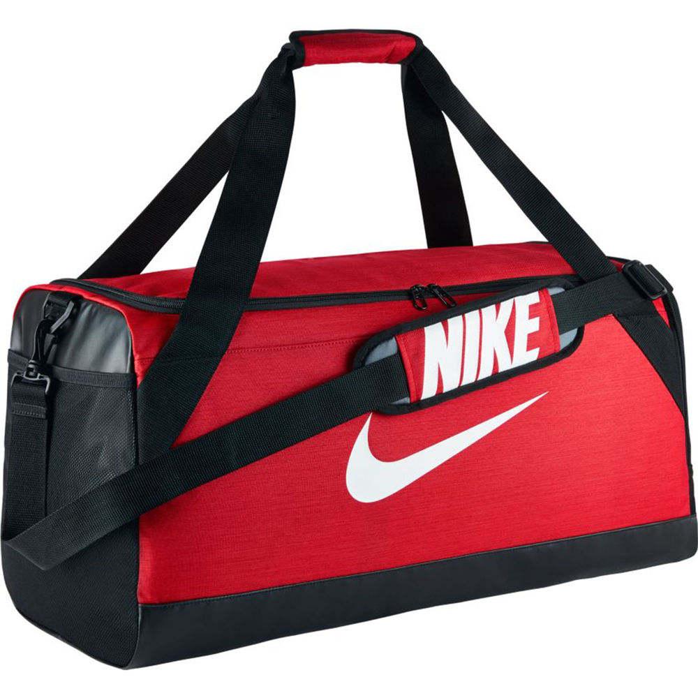 ナイキ Nike ユニセックス バッグ ボストンバッグ・ダッフルバッグ【Brasilia 7 Medium Duffel Bag】Red