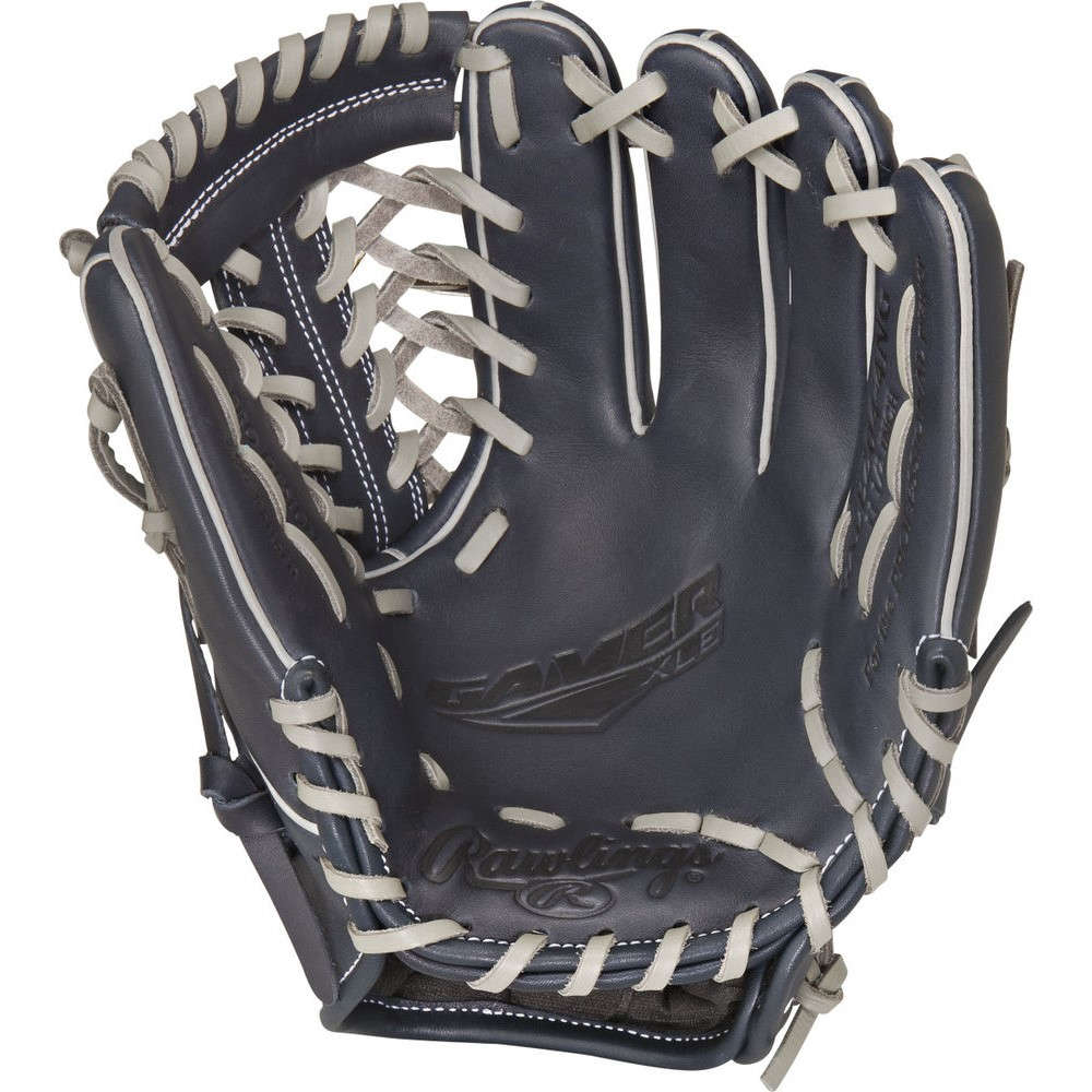 ローリングス Rawlings ユニセックス 野球 グローブ【Gamer XLE 11.5 Inch Right Hand Throw Baseball Glove】Navy