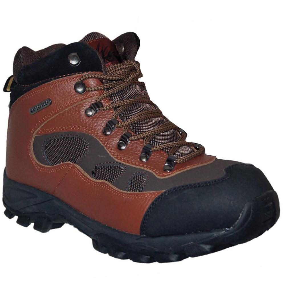 イタスカ Itasca メンズ ハイキング・登山 シューズ・靴【Contractor II (Wide Width) Waterproof Hiker】Brown