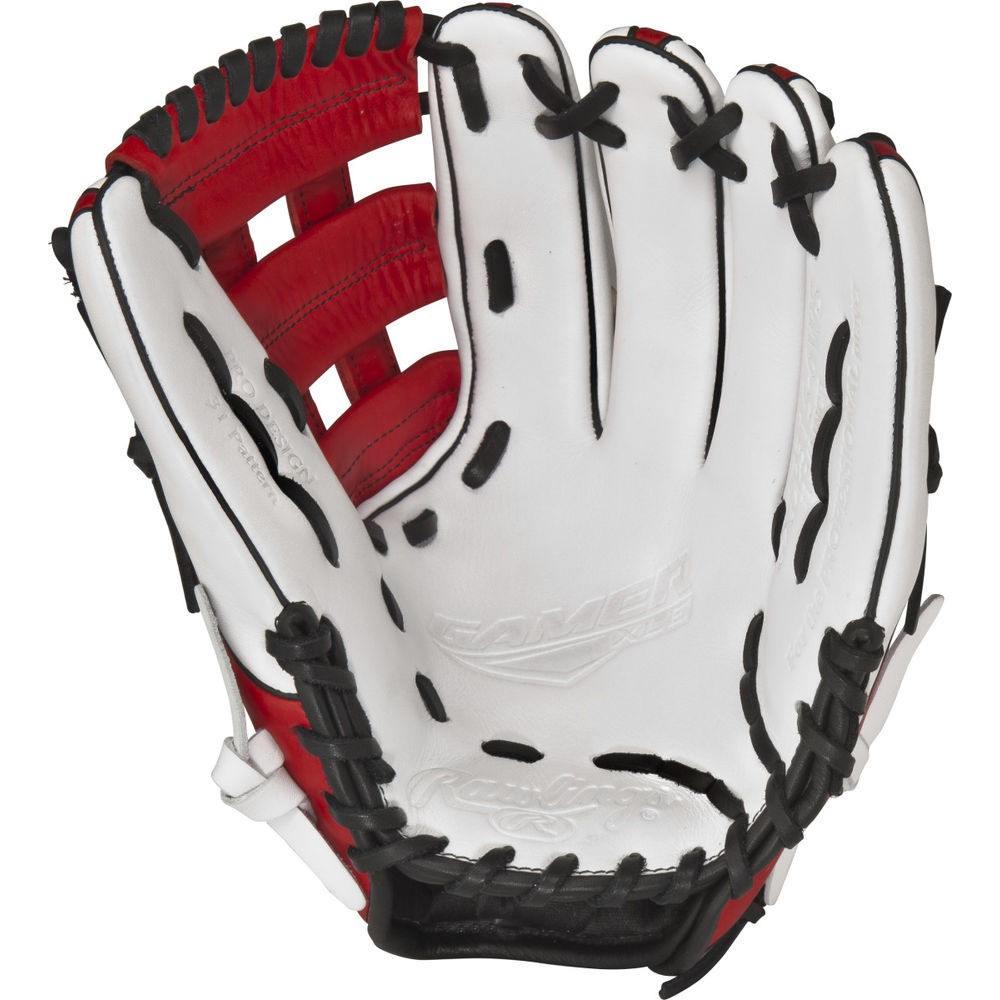 最新作 ローリングス Rawlings ユニセックス Right 野球 グローブ【Gamer Series 11.75 Inch 11.75 Glove】White Right Hand Throw Baseball Glove】White, イナカワマチ:ac54cd11 --- wedding-soramame.yutaka-na-jinsei.com