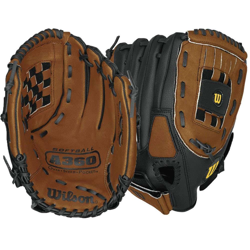ウィルソン Wilson ユニセックス 野球 グローブ【A360 13-Inch Softball Glove】