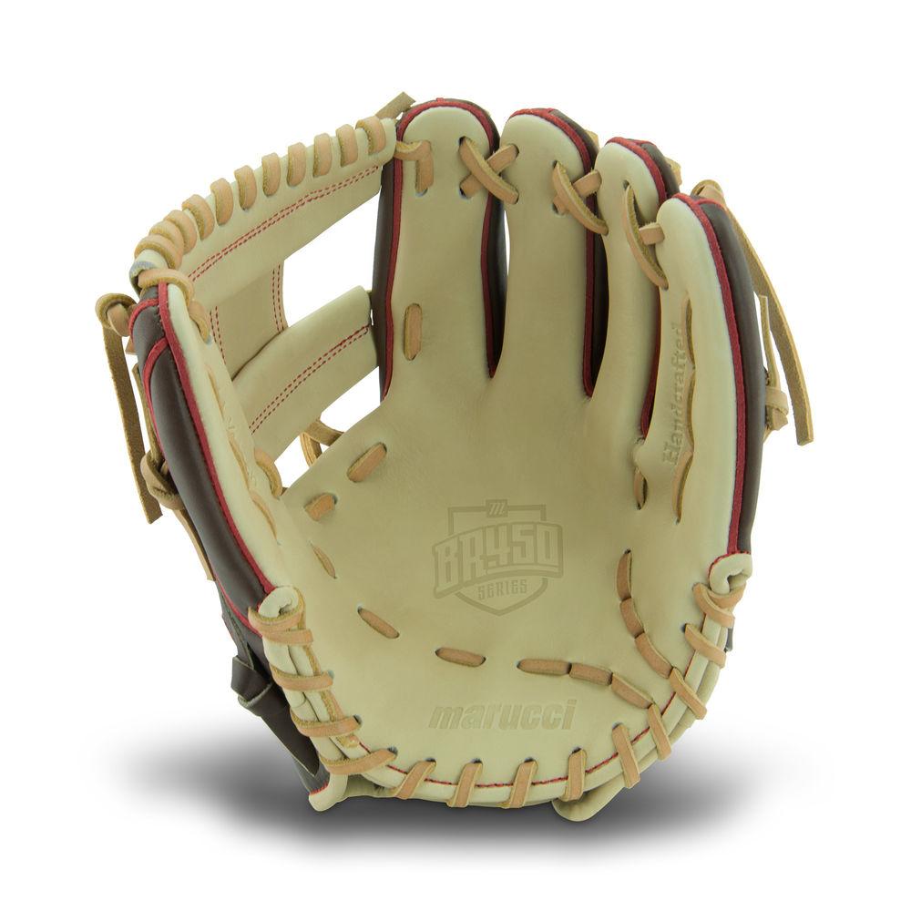マルッチ Marucci ユニセックス 野球 グローブ【BR450 11.25 Inch Baseball Glove】Brown