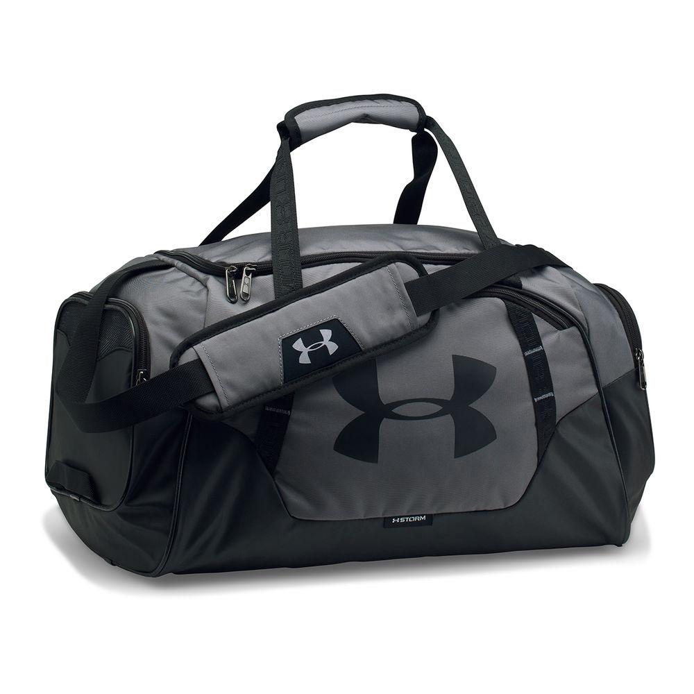 アンダーアーマー Under Armour ユニセックス バッグ ボストンバッグ・ダッフルバッグ【Undeniable 3.0 Small Duffle Bag】Graphite