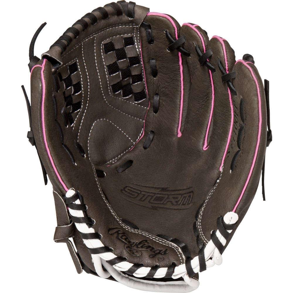 ローリングス Rawlings ユニセックス 野球 グローブ【Storm Series 11 Inch Right Hand Throw Baseball Glove】Brown/Pink