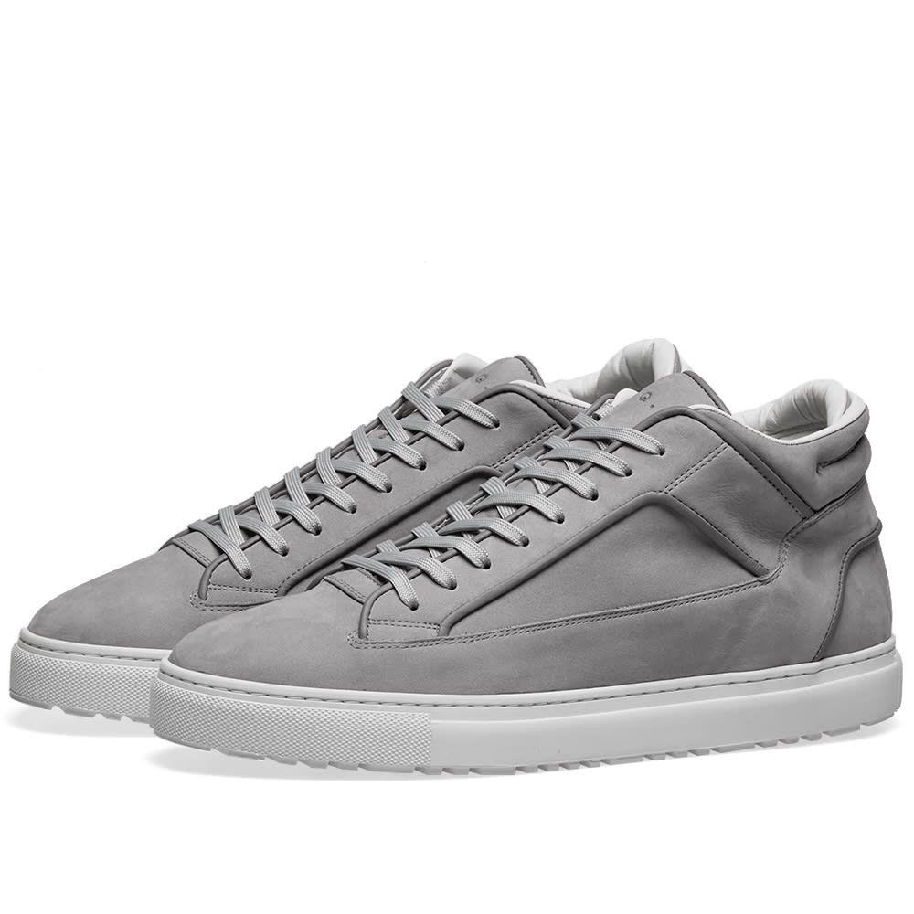ETQ ETQ. Amsterdam メンズ シューズ・靴 スニーカー【ETQ. Mid Top 2 Sneaker】Alloy
