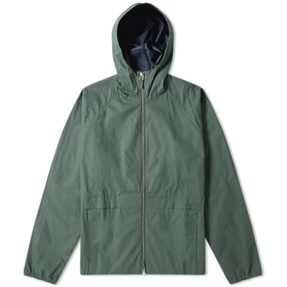 NN07 メンズ ジャケット アウター【niles hooded jacket】Light Pine
