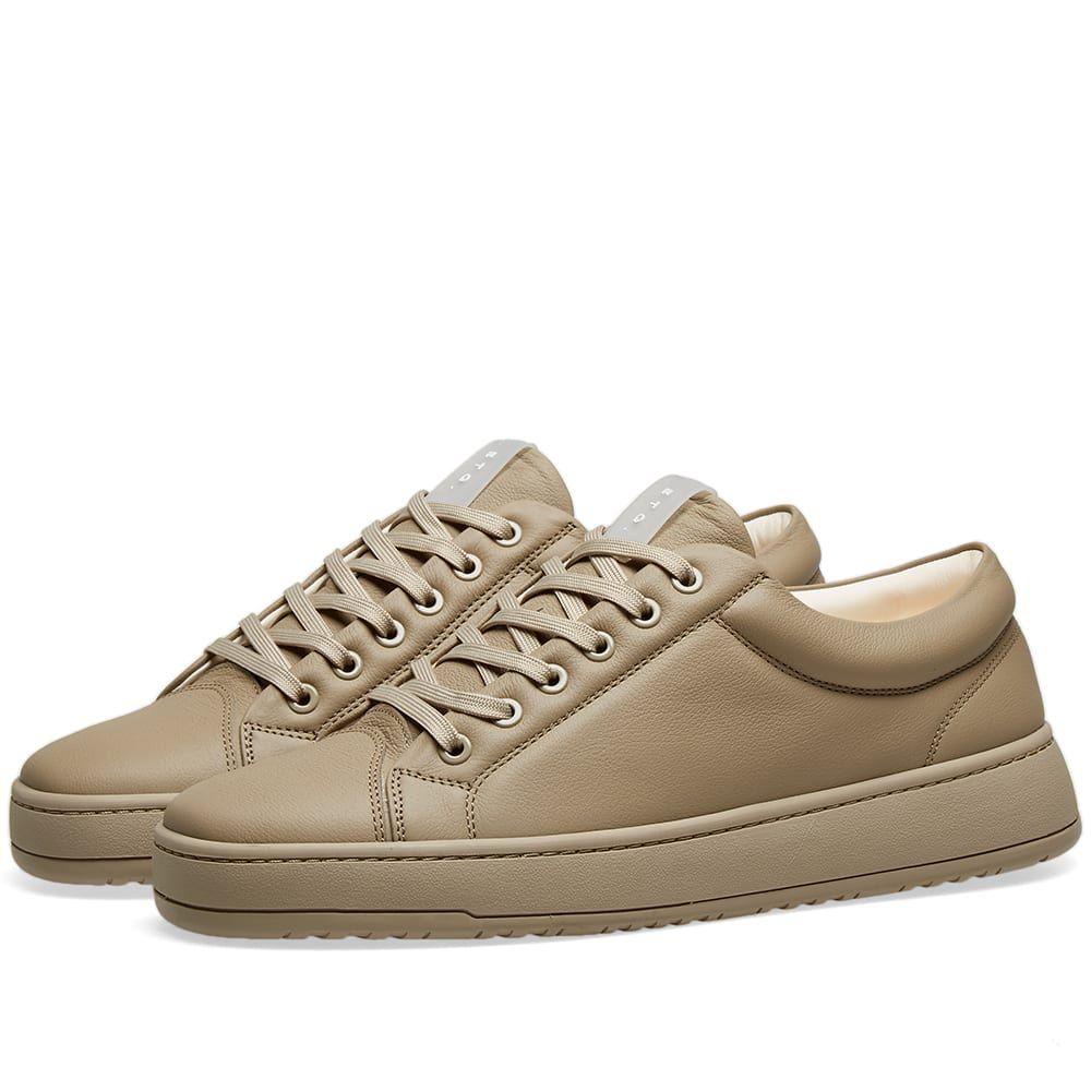 ETQ ETQ. Amsterdam メンズ シューズ・靴 スニーカー【ETQ. Premium Low Top 1 Sneaker】Sand